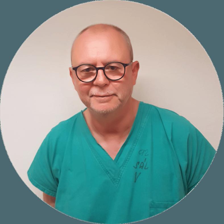 Doktor MUDr. Petr Znojemský, Artrocentrum –Ortopedie s.r.o., Praha